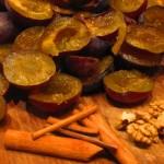 Варенье из слив с грецкими орехами на зиму
