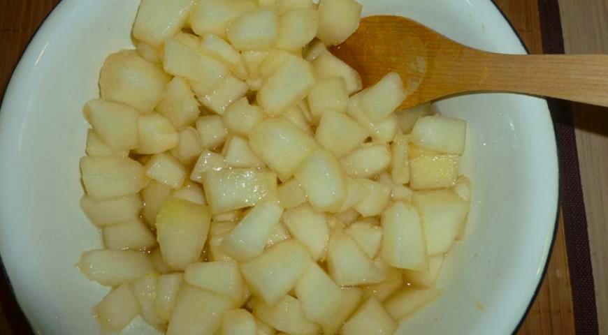 Варенье из дыни с сахаром