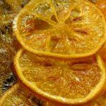 Цукаты из лимонов