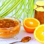 Крыжовник с апельсинами на зиму