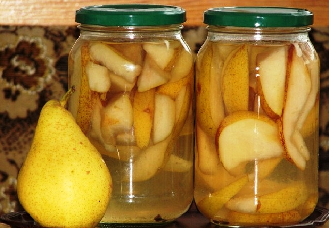 Заготовки груш зиму рецепты фото